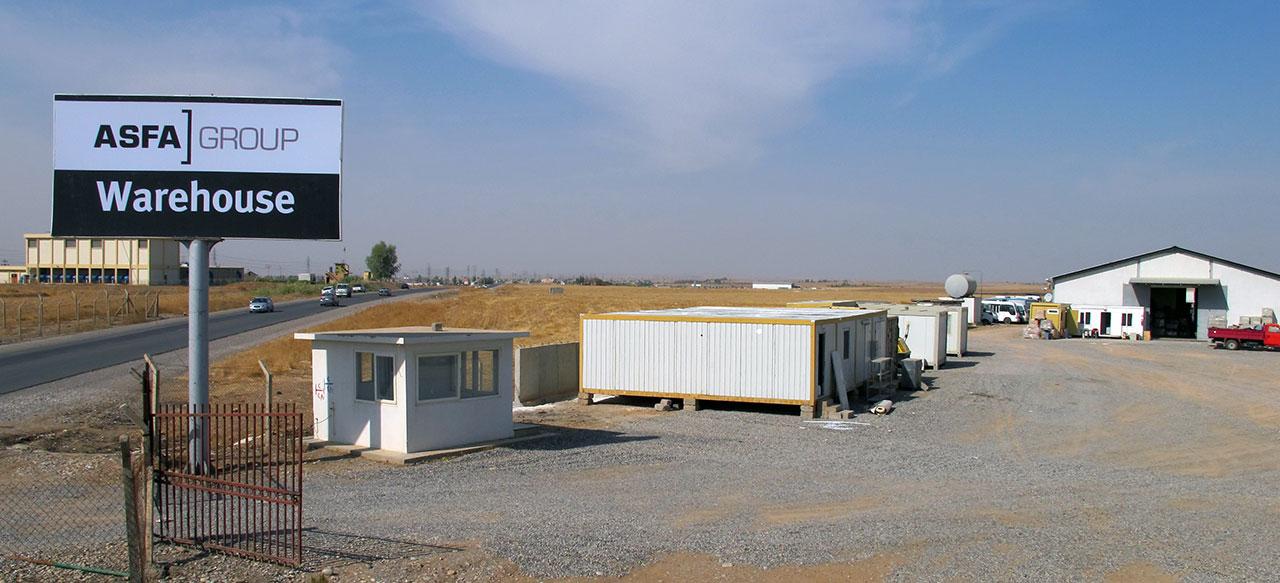 ASFA CONSTRUCTION & TRADING COMPANY, BAGHDAT, IRAQ – ASFA GROUP